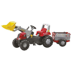 Педальный трактор Rolly Toys rollyJunior RT арт. 811397
