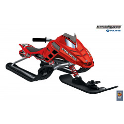 Снегокат Snow Moto Polaris Rush Red арт. 37005