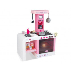 Кухня электронная miniTefal Cheftronic Hello Kitty, Арт. №. 24195 Smoby