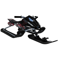 Снегокат Snow Moto Polaris Rush Black DT 37003