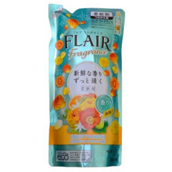 Кондиционер для белья ЗБ Као Flair Fragrance Fruity & Fresh 480мл арт. 26349