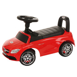 Каталка PITUSO MERCEDES-BENZ Red/Красный арт.638