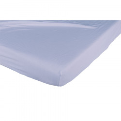 Простыня на резинке CANDIDE хлопок, Blue Cotton Fitted sheet 60x120 cm, Синяя арт.693984